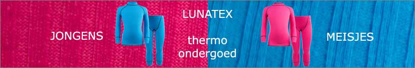 Lunatex Thermo Ondergoed