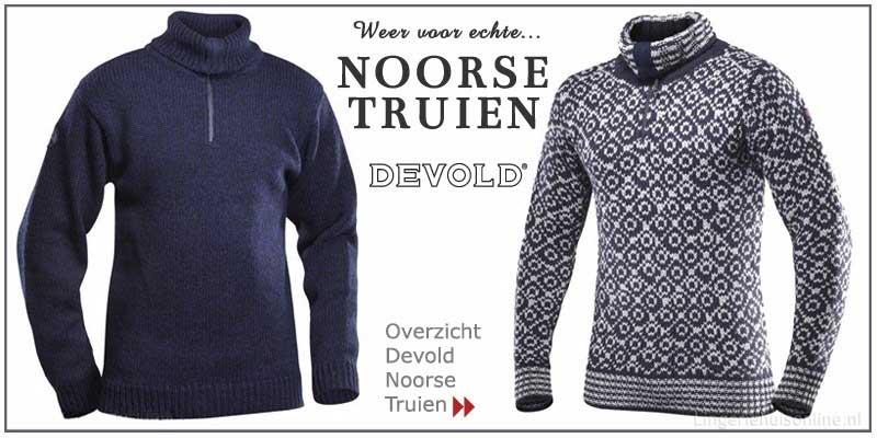 Devold Noorse Truien
